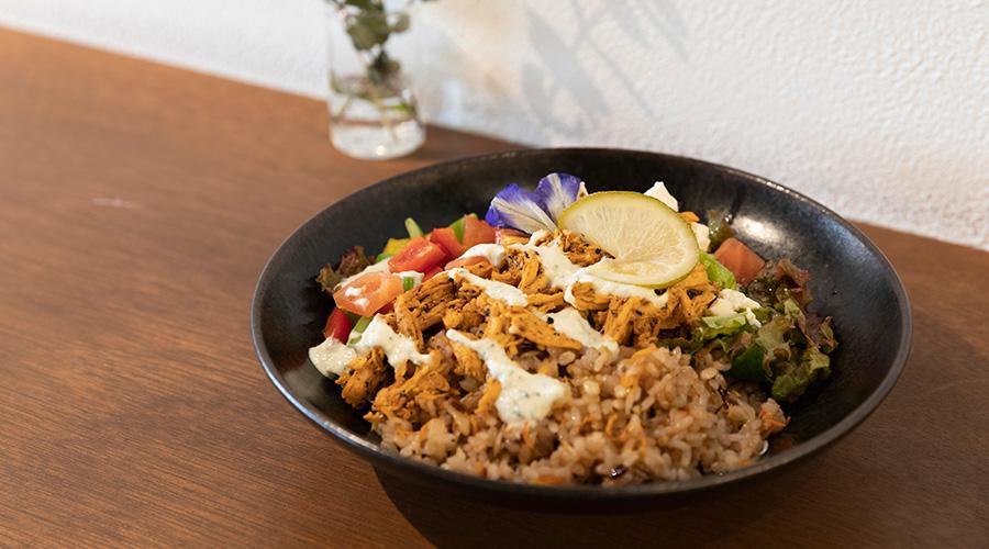Little GREEK Kitchen®×樂園CAFÉ 期間限定コラボメニューのアイキャッチ画像