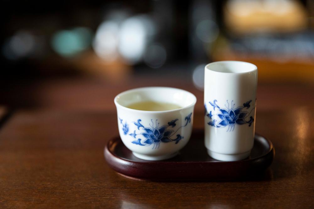 台湾茶でゆるりと心ほぐれる時間をのアイキャッチ画像