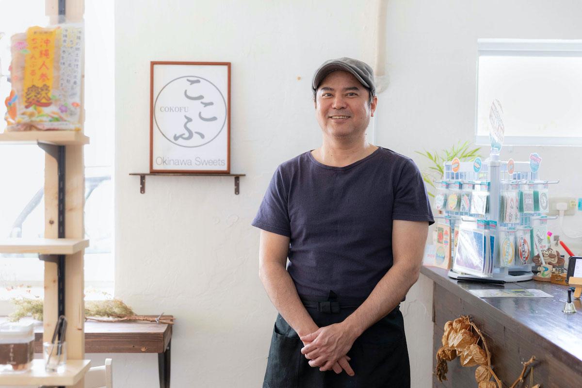 ココナッツ、黒糖、麩から生まれた新しい沖縄のお菓子、COKOFU(ココフ)のアイキャッチ画像