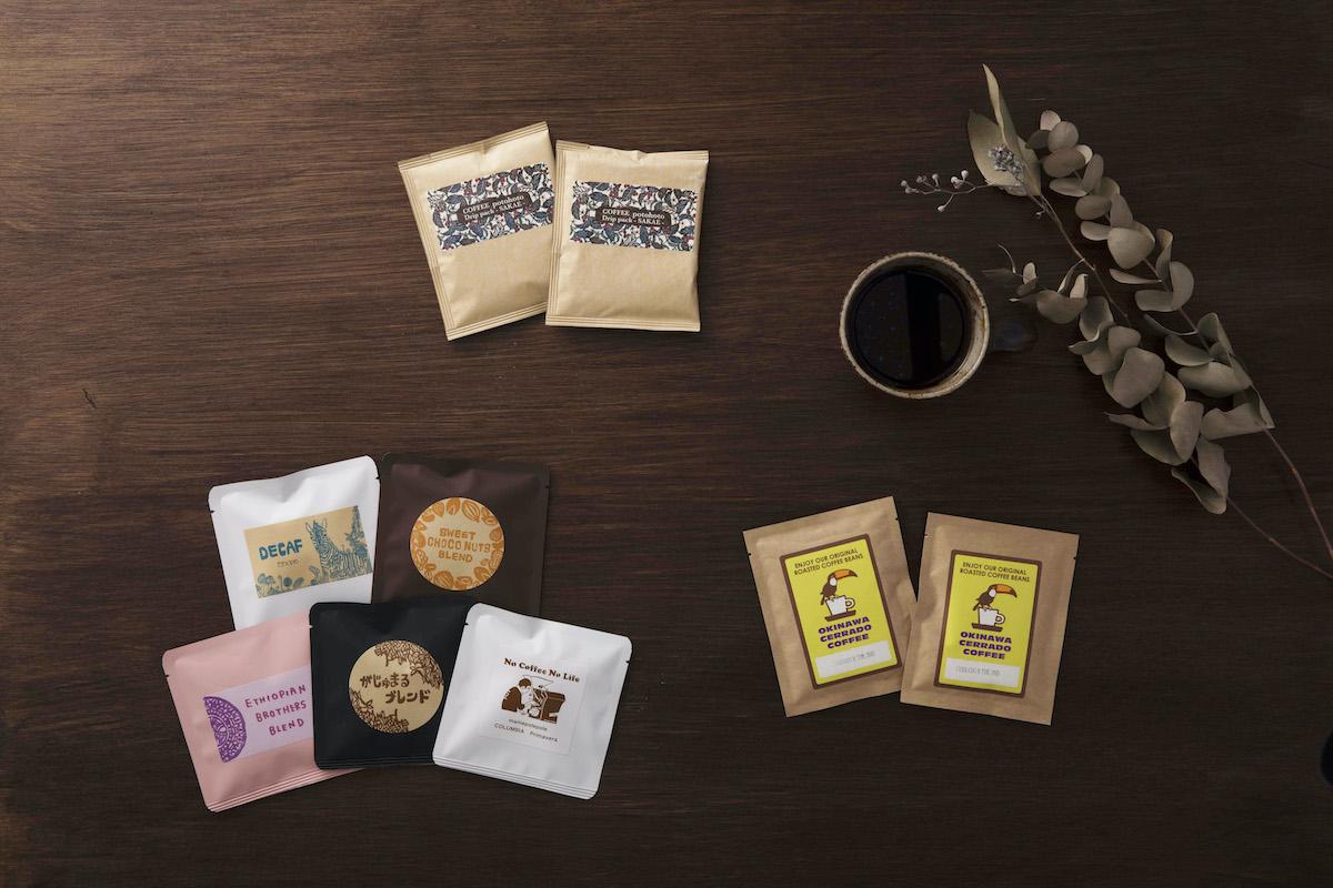 OKINAWA MADEのおやつとコーヒー。おうちで楽しむカフェタイムのアイキャッチ画像